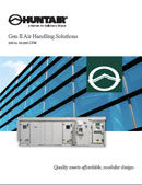 Gen II Air Handlers for Mid-size Applications Brochure
