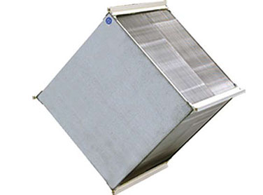 air-to­-air heat exchanger