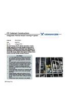 ITF Cabinet Construction Brochure