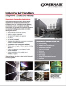 Industrial Air Handlers Brochure