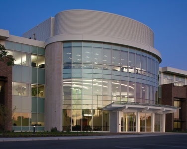 renovated main facility